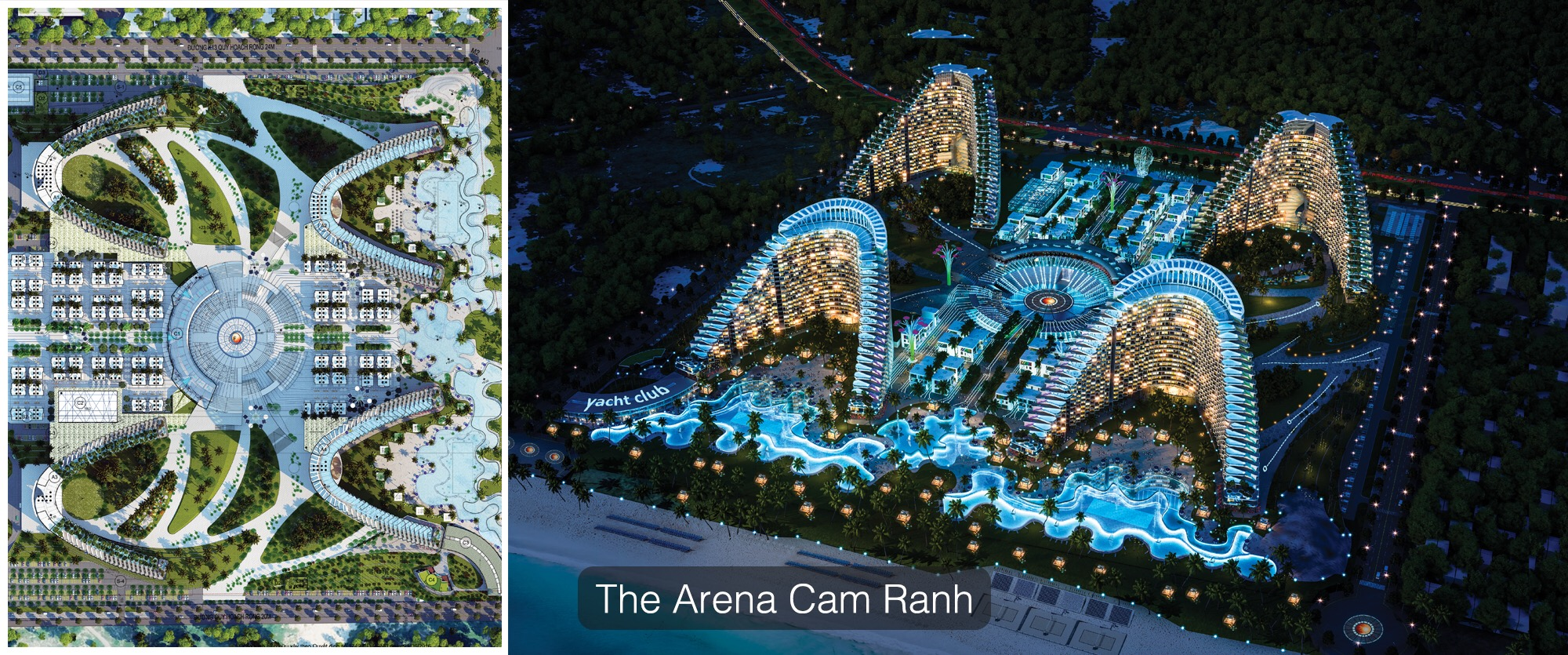 The Arena - Cam Ranh